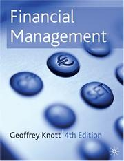Cover of: Financial Management | Geoffrey Knott