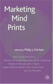 Cover of: Marketing Mind Prints | Philip J. Kitchen