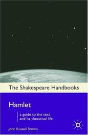 Cover of: Hamlet