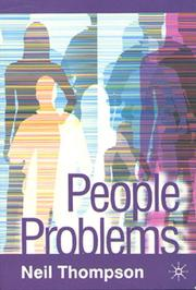 Cover of: People problems