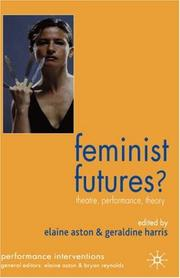 Cover of: Feminist futures? by