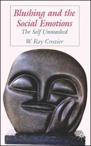 Blushing and the social emotions by W. Ray Crozier