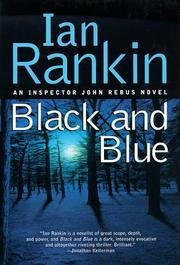 Black & blue by Ian Rankin