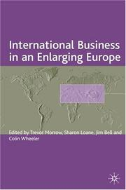 International business in an enlarging Europe