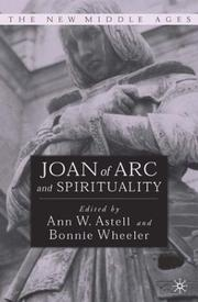 Cover of: Joan of Arc and spirituality |