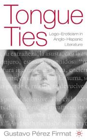 Cover of: Tongue ties