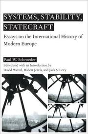 Systems, stability, and statecraft