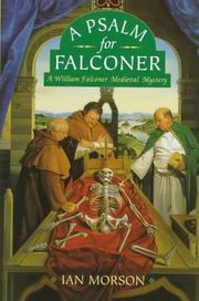 Cover of: A psalm for Falconer
