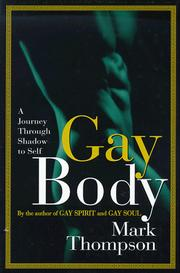 Cover of: Gay Body