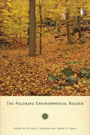 Cover of: The Palgrave Environmental Reader |