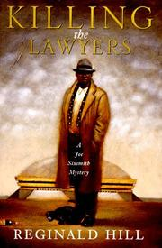 Cover of: Killing the lawyers: a Joe Sixsmith mystery
