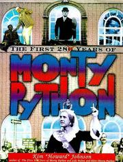 Cover of: The first 28 years of Monty Python