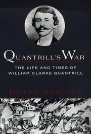 Cover of: Quantrill