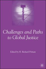 Cover of: Challenges and Paths to Global Justice