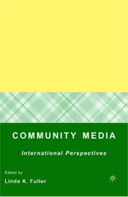 Cover of: Community Media