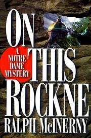 On this Rockne by Ralph M. McInerny