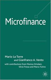 Microfinance (Palgrave Macmillan Studies in Banking and Financial Institutions)