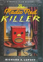Cover of: The Radio Red killer