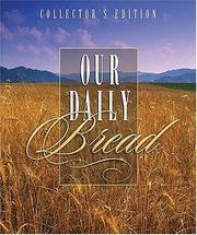 Cover of: Our Daily Bread | J. Countryman