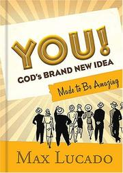 Cover of: YOU! God