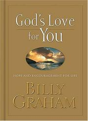 Cover of: God's Love for You by Graham, Billy