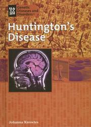 Cover of: Huntington's disease