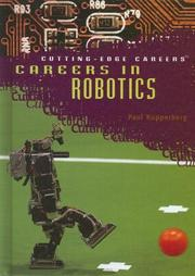 Cover of: Careers in Robotics (Cutting-Edge Careers)