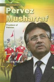 Cover of: Pervez Musharraf |