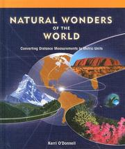Cover of: Natural Wonders of the World