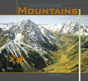 Cover of: Mountains (Nadeau, Isaac. Library of Landforms.) |
