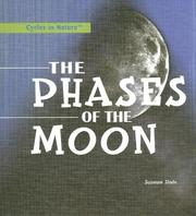 Cover of: The Phases of the Moon (Cycles in Nature)