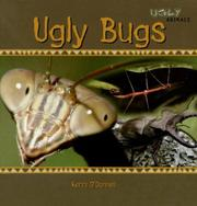 Cover of: Ugly Bugs (Ugly Animals)