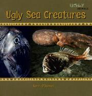Cover of: Ugly Sea Creatures (Ugly Animals)