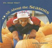 Cover of: All About the Seasons (It's About Time!) |