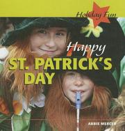 Cover of: Happy St. Patrick