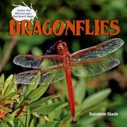 Cover of: Dragonflies (Under the Microscope: Backyard Bugs)