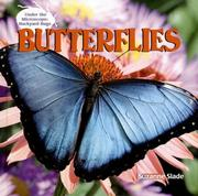 Cover of: Butterflies (Under the Microscope: Backyard Bugs)
