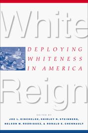 Cover of: White reign