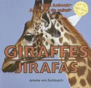 Cover of: Giraffes/ Jirafas (Safari Animals / Animales De Safari) |