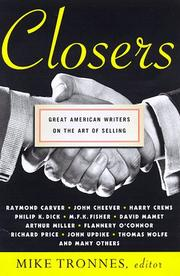 Cover of: Closers