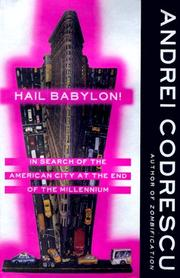 Cover of: Hail Babylon!