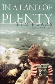 Cover of: In a land of plenty | Tim Pears
