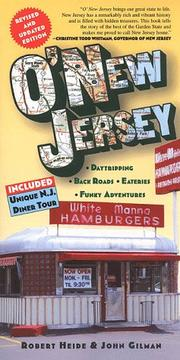 Cover of: O' New Jersey