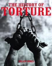 Cover of: The history of torture
