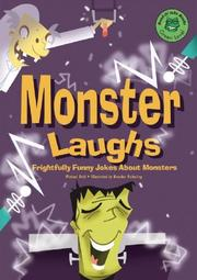 Cover of: Monster laughs: frightfully funny jokes about monsters