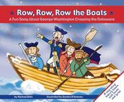 Cover of: Row, Row, Row the Boats