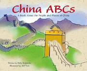 Cover of: China ABCs | Holly Schroeder