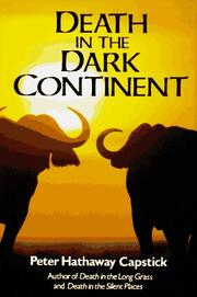 Cover of: Death in the Dark Continent