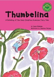Cover of: Thumbelina | Susan Blackaby