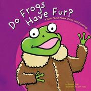 Cover of: Do Frogs Have Fur |